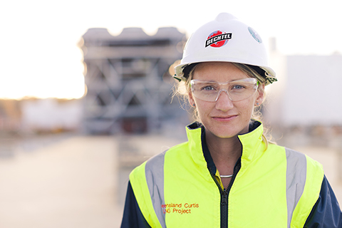 Image representing Women At Bechtel Are Making a Difference in Construction