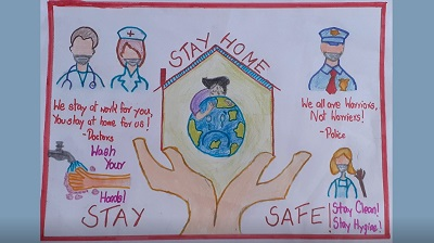 Bechtel's global family shows off their #StaySafe spirit