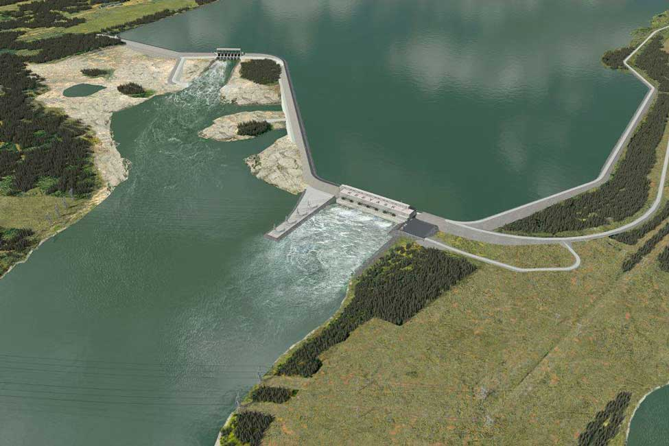 Bechtel To Build Hydroelectric Power Plant In Manitoba