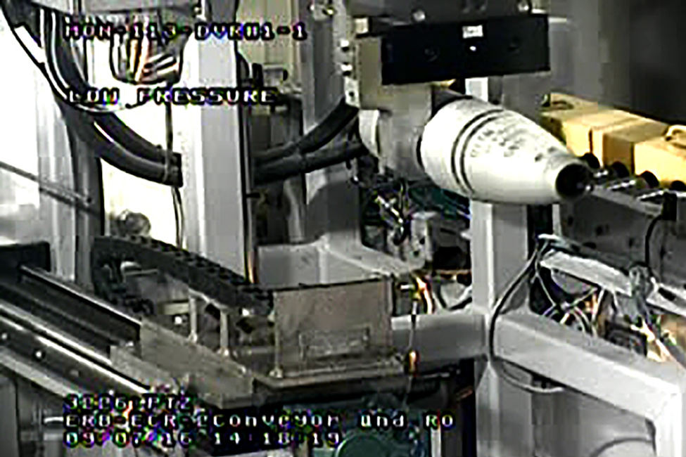 U.S. deploys robots to destroy chemical weapons buried under Colorado prairie