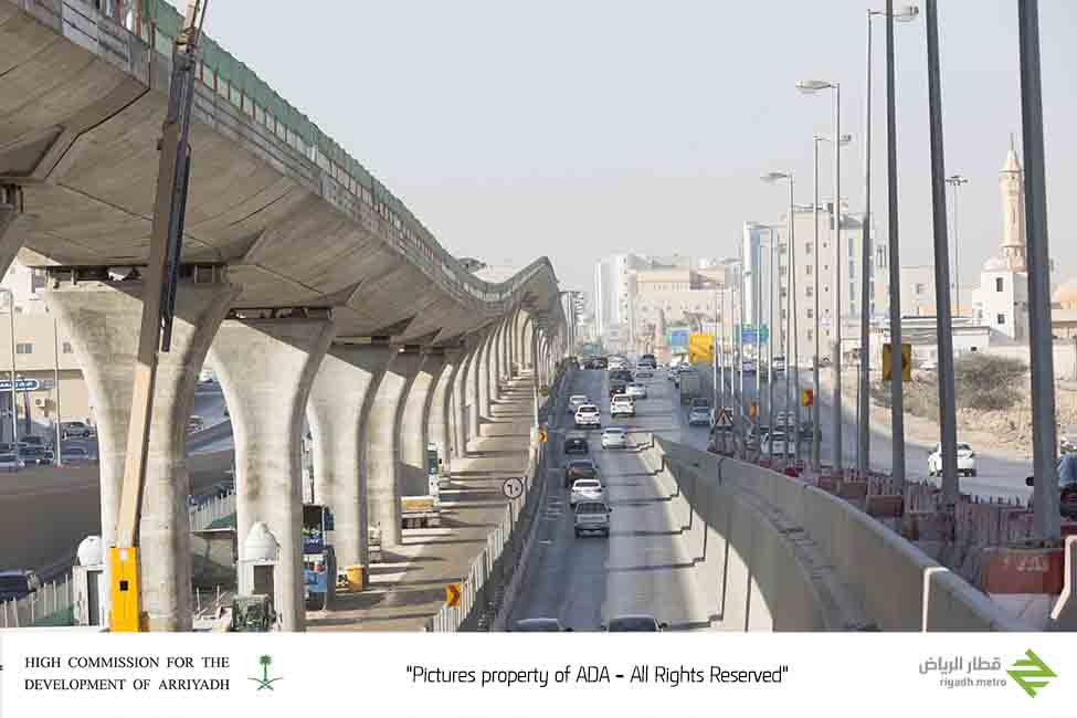 The lines awarded to BACS, along with four others, will form the backbone of Riyadh's new public transportation network